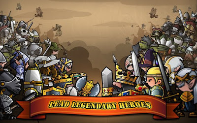 Mini Warriors v2.1.1 Apk + Data -1