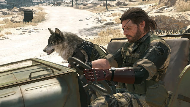 Game Metal Gear Solid V The Phantom Pain