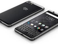 Harga Pre-Order BlackBerry KEYone - BB yang Menggunakan OS Android Nougat