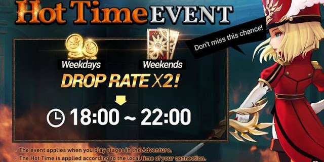 Seven Knights How to Change Hot Time (Global/Asia)