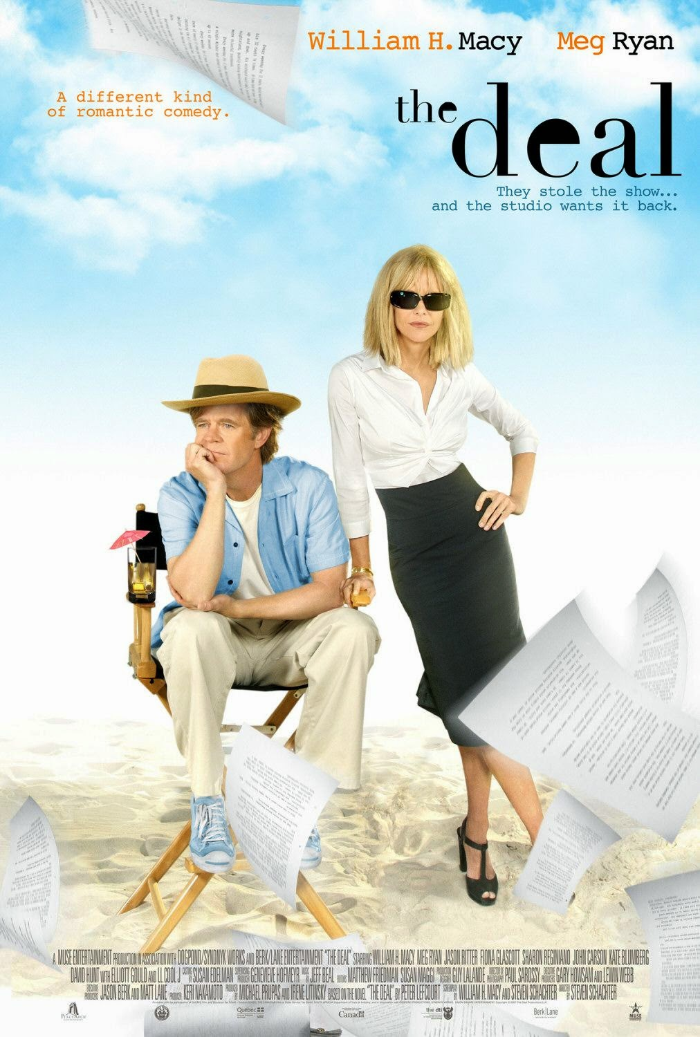 The Deal (2008) ταινιες online seires oipeirates greek subs