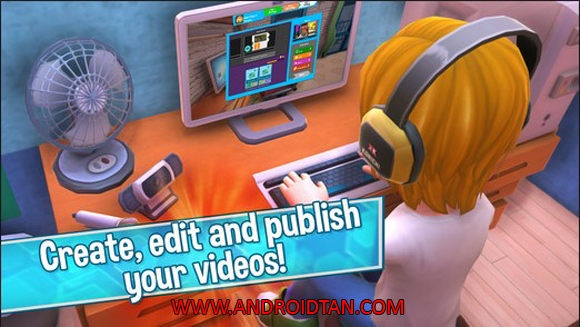 Youtubers Life Gaming Mod Apk for Android