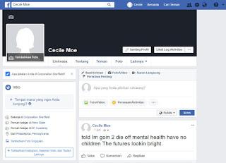 Jual akun facebook kosongan Bule , Jual akun fb kosongan Bule