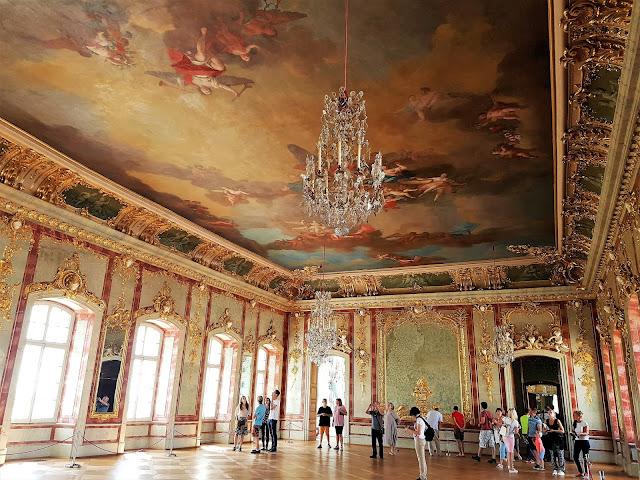 vackraste slottet i Lettland