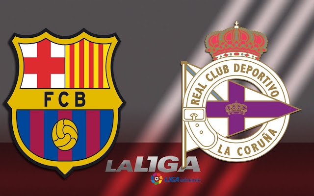 Barcelona vs Deportivo La Coruna Full Match & Highlights 17 December 2017
