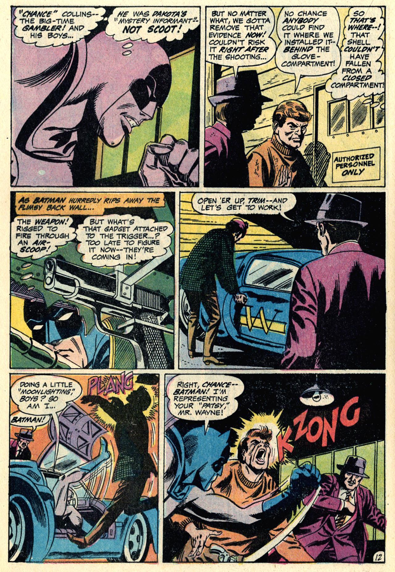 Detective Comics (1937) 394 Page 15