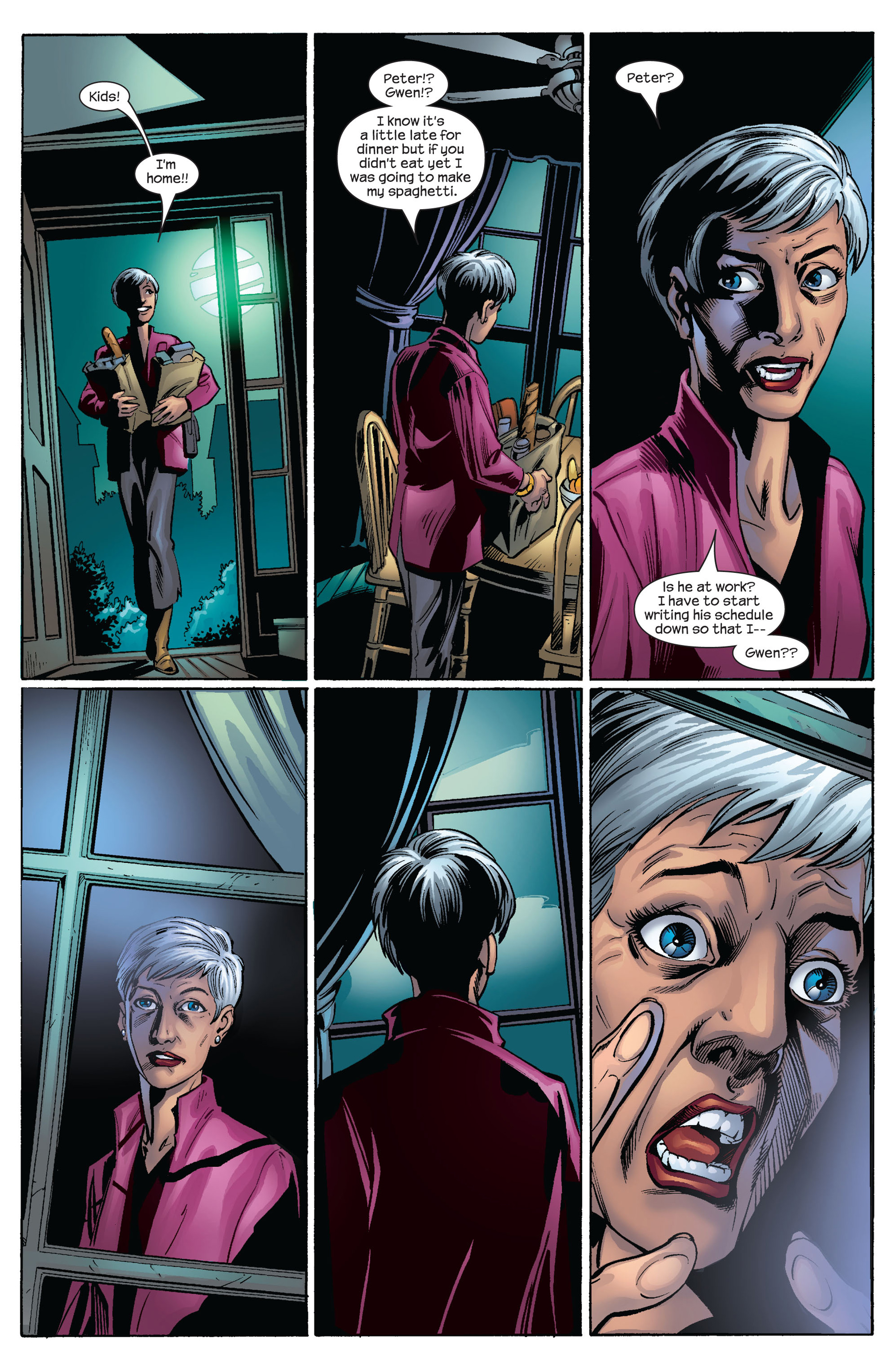 Read online Ultimate Spider-Man (2000) comic -  Issue #63 - 3