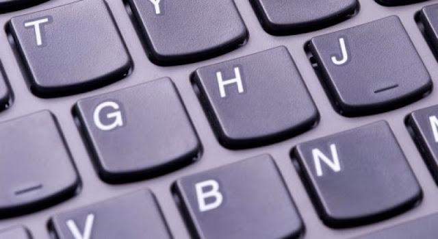 Mengapa Ada Garis Menonjol Huruf F dan J Pada Keyboard