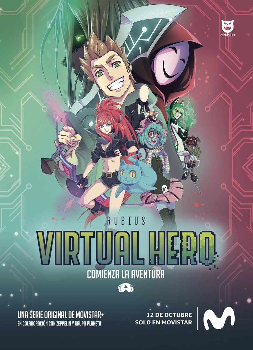 Virtual Hero Episodios Completos Descarga Sub Español