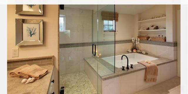 Tips Memasang Bathtub di Kamar Mandi Sempit