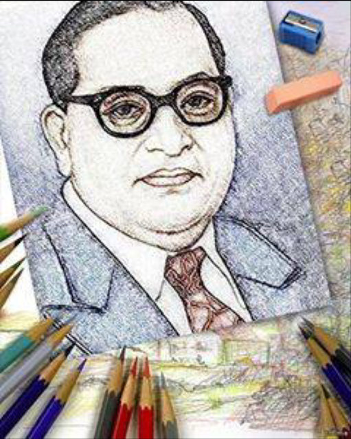 Dr BR Ambedkar - the Father of the Indian Constitution