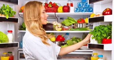Makanan yang jangan disimpan di dalam kulkas