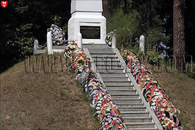 Мазурки. Мемориальный комплекс погибшим в Великой отечественной войне