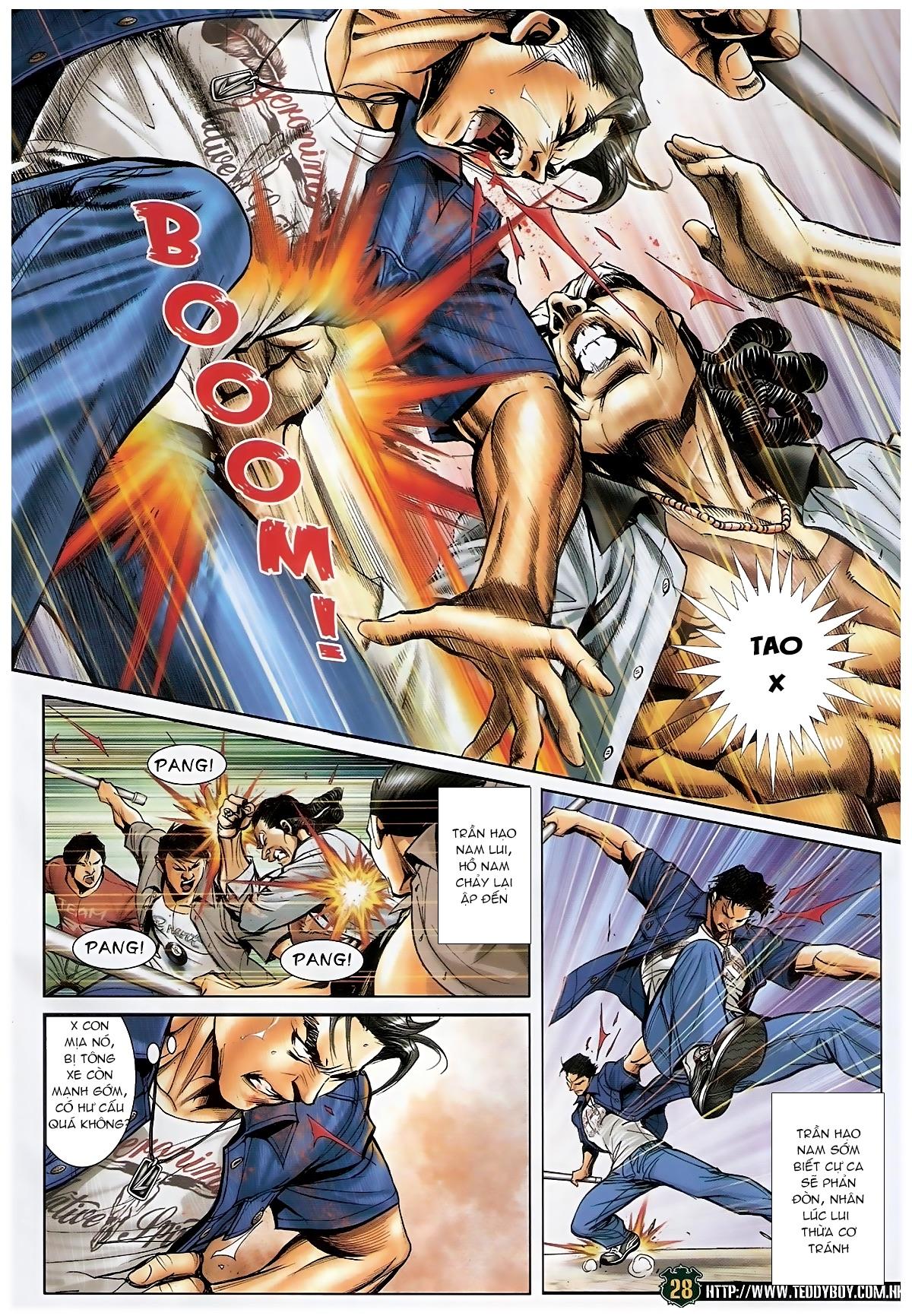 Người Trong Giang Hồ - Chapter 1549: Chơi bẩn - Pic 26