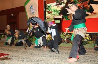 Atraksi Ekstreme Pendekar Pagar Nusa Dalam ISOMIL