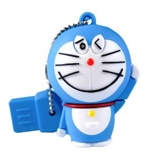 Gambar Flashdisk Doraemon Yang Unik Dan Lucu_200016