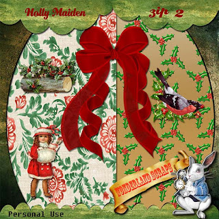 2nd zip of Holly Maiden freebie