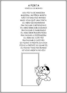 A+PORTA - Texto para leitura