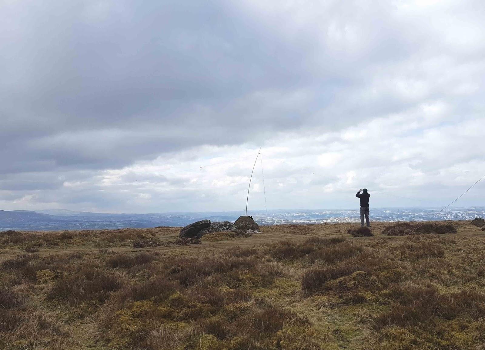 Radio Tales from West Wales and beyond   : GW/SW-015 Mynydd Llangorse