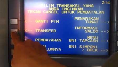 Melaporkan Transfer BNI Gagal Tapi Saldo Terpotong