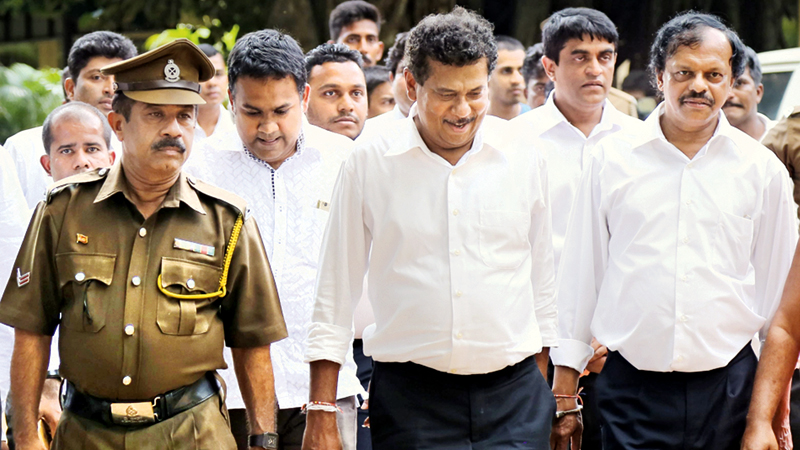 Fmr President's Chief Gamini Senarath and three others granted bail