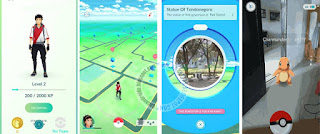 Download Pokemon Go ! Games Android Full Version With APK  - ZGASPC