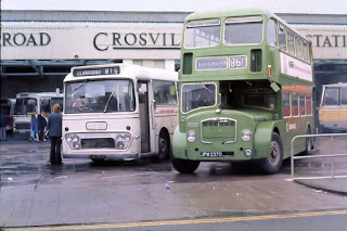 Crosville Bus Station, Crescent Road