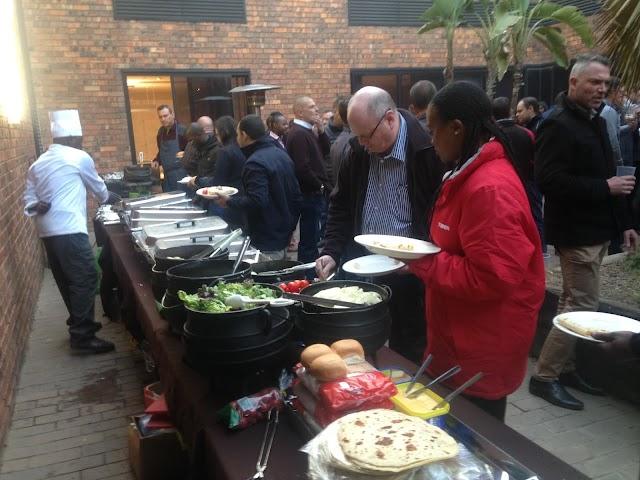 Potjiekos Team Building Pretoria