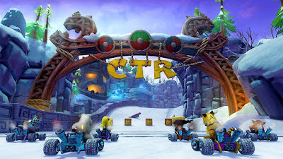 Crash Team Racing Nitro Fueled Game Screenshot 2