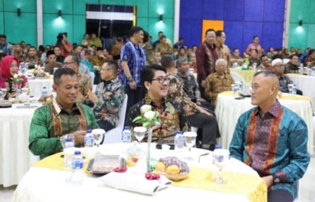 Gubernur Lampung Akui Kehadiran TNI Perkuat Daerah