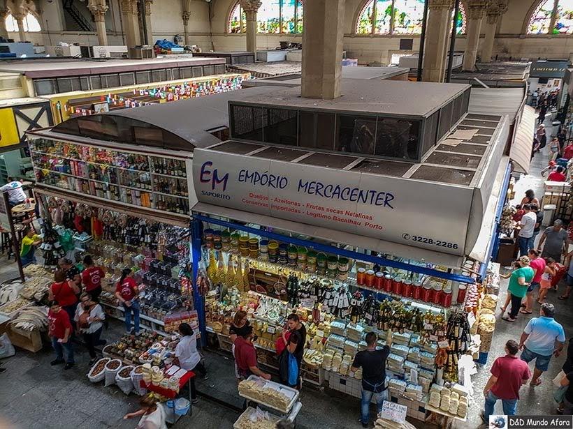 Mercado Municipal de de São Paulo: o que fazer
