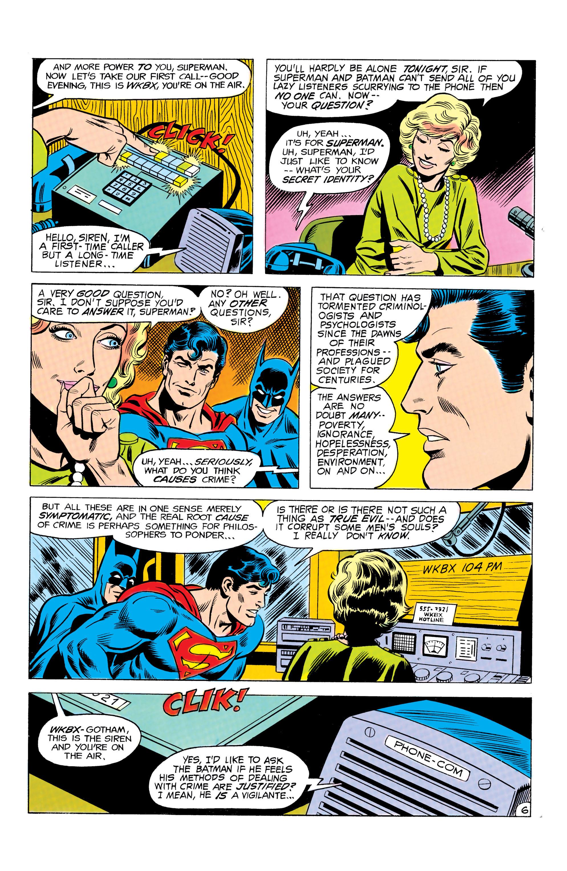 Read online World's Finest Comics comic -  Issue #292 - 7