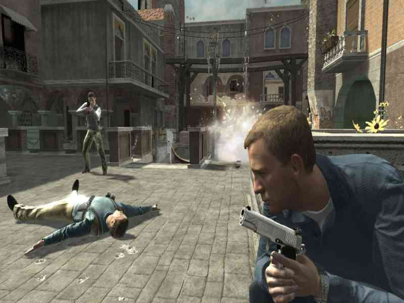James Bond 007 Quantum Of Solace Game Download Free For Pc