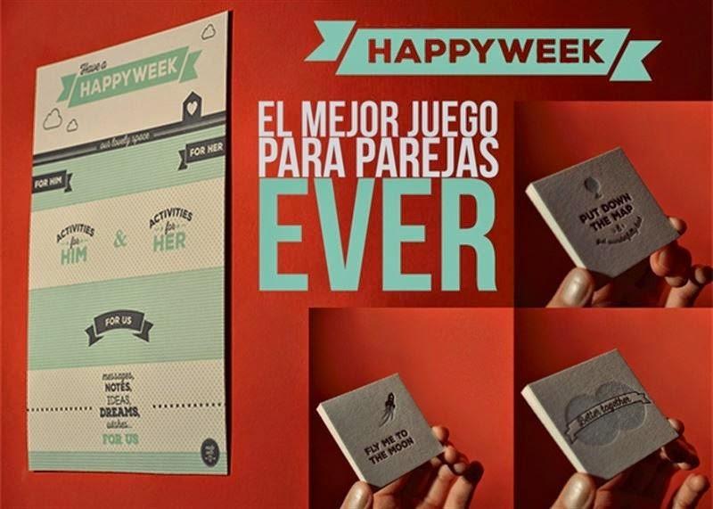 Happy Week, el nuevo juego para parejas