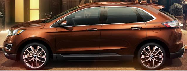 Ford Edge 2017 Australia