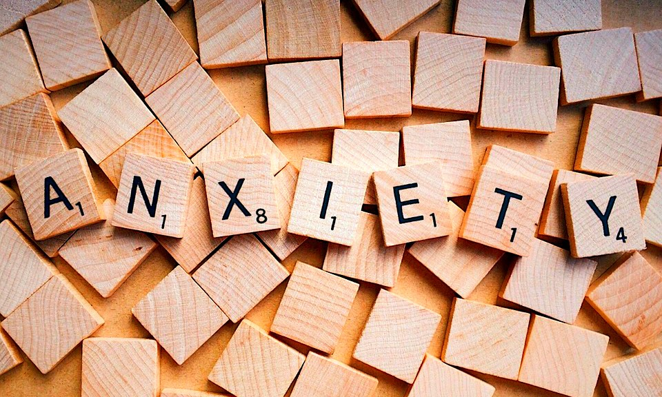 How To Get Rid Of Anxiety And Stress Naturally | Adashofvanilla