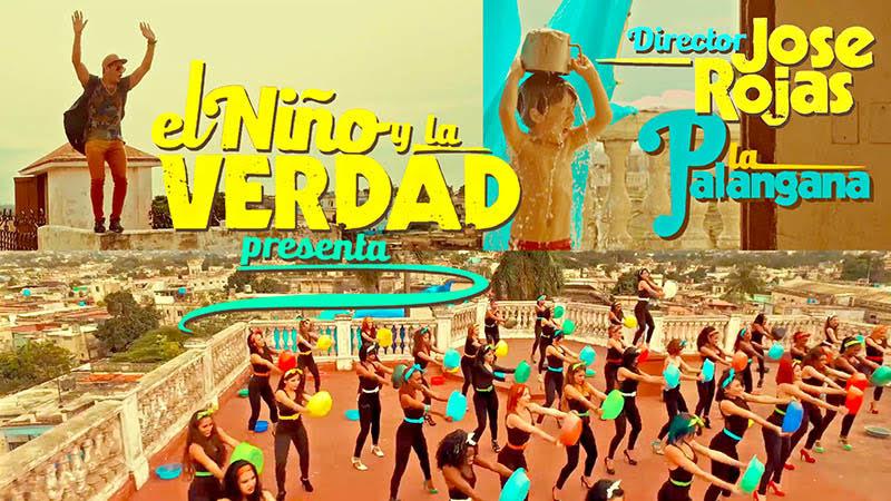 El Niño y La Verdad - ¨La Palangana¨ - Videoclip - Director: Jose Rojas. Portal Del Vídeo Clip Cubano