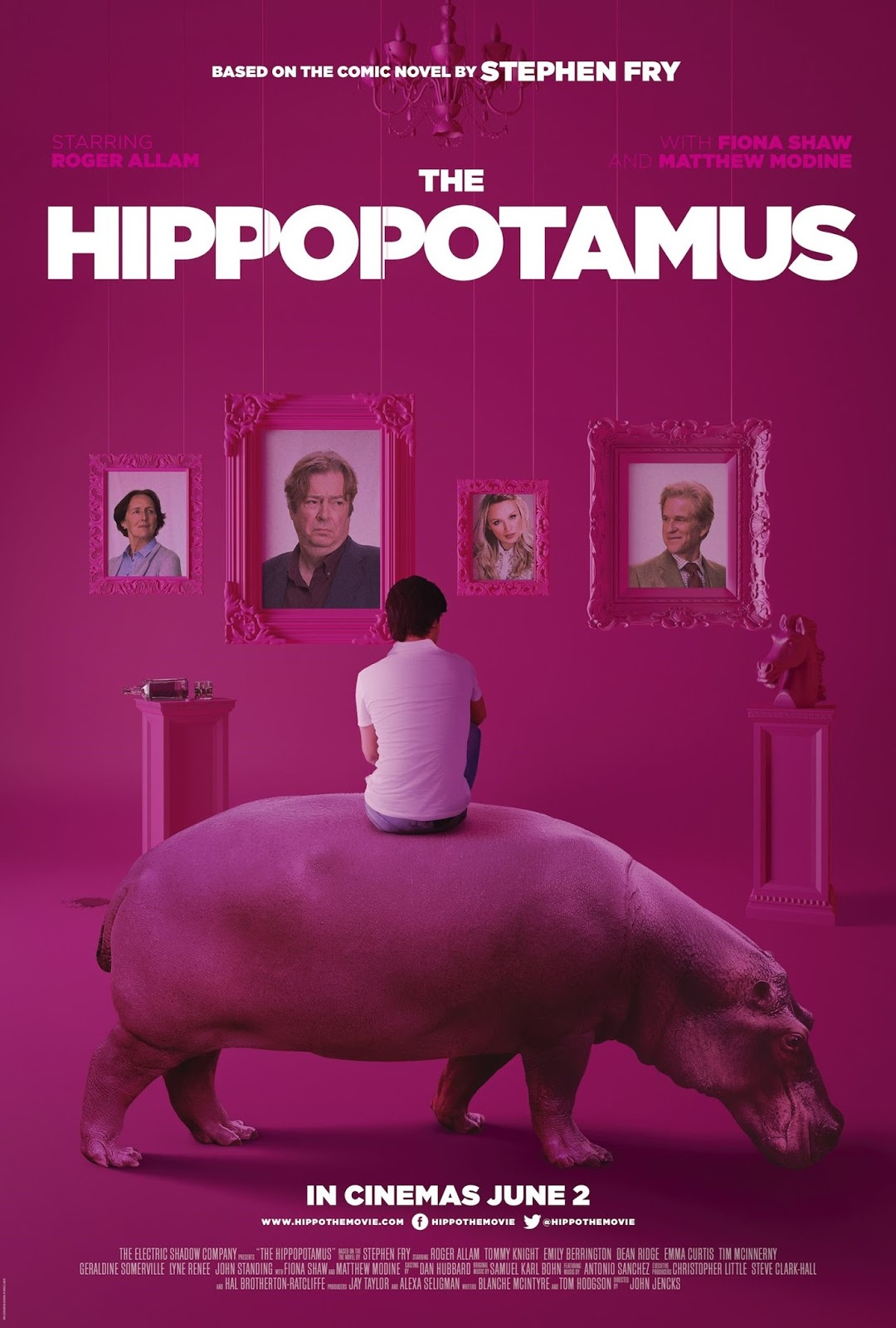 The Hippopotamus 2017