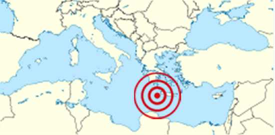Crete Earthquake 365 AD