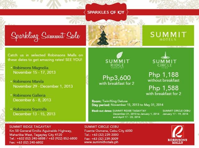 Weng Zaballa Summit Hotels Amazing Room Rates