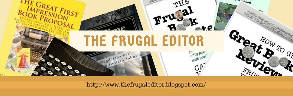 The Frugal, Smart and Tuned-In Editor
