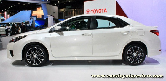 2014 Toyota Corolla S Review Automatic