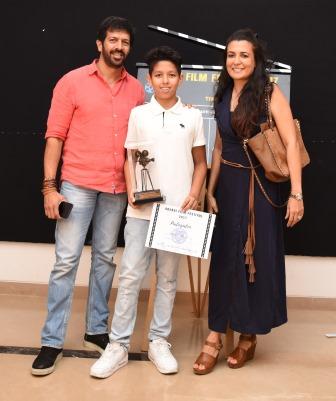 Newztabloid, Oberoi Film Fest, Kabir Khan , Vivaan Kabir , Mini Mathur