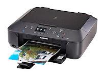 Canon PIXMA MG6460 Printer Driver
