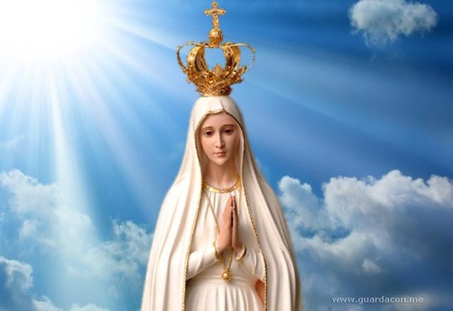Matka Boża Fatimska - Nasza Matka