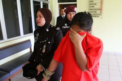 Maid jailed for forcing teenage relative into sex trade