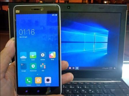 Cara Flash Xiaomi Mi4i Bootloop Tested and 100% Work
