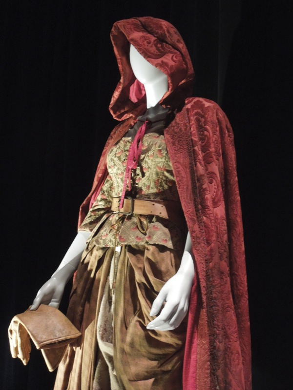 Red Riding Hood Once Upon a Time costume