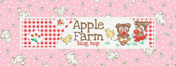 Down Grapevine Lane: Apple Farm Blog Hop