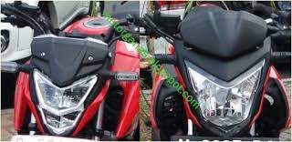 Lampu old cb15r vs all new cb150r